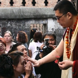 Tales with My Lama: Rinpoche Felt He Was More Indian
