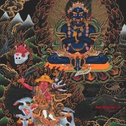 Vajradaka – Deity of Purification