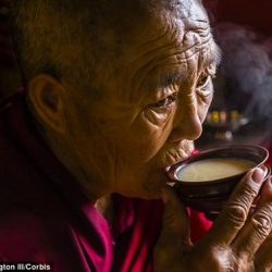 Tales With My Lama: The Geshe Who Loved Butter