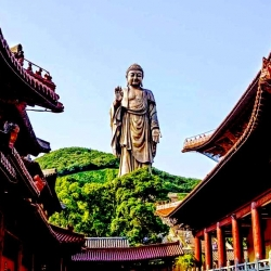 China's HUGE Buddha Statues!!!! | 中国大佛