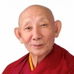 H.E. Kensur Rinpoche Jetsun Jampa Yeshe (1927-2011)