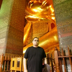 I visited Wat Pho Thailand