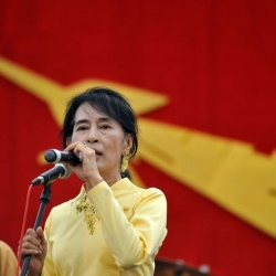 Myanmar's Suu Kyi to make first foreign trip since 1988