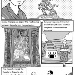 The Miracles of Tsem Rinpoche (True Story 8) | 詹仁波切的奇迹(真实故事 8)