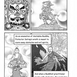 Miracles of Tsem Rinpoche: The true story of Ah Hao | 詹仁波切的奇迹:阿豪的真实故事