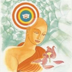The permissible food & drinks for the Bhikkus (Gilanpasa)