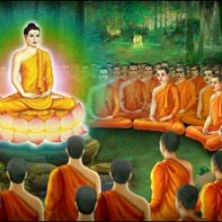 The Supreme Merit of preaching Dhamma
