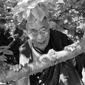 The Dalai Lama Just Loves Watches