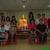 Melaka Study Group first Chinese Setrap Puja