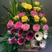 2nd Flower Arrangement Class by KSA