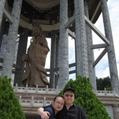 Visiting the Huge Kuan Yin in Penang