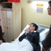 A Blessing for Liew's Father