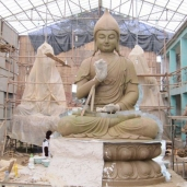 Statues for our new Gompa!!!
