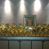 63 Tara statues offered by Datuk May