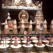 Menlha (Medicine Buddha) practice