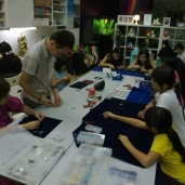 KSA is conducting DIY earring class