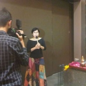 Invitation of the Holy Relics of Kyabje Lati Rinpoche to Kechara House