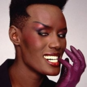I love Grace Jones—-she is so confident/cool/creative/and trendsetting…
