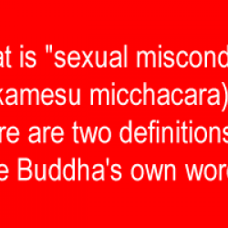 What is Sexual Misconduct?