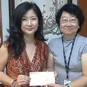 Ann Woo…a truly classy lady