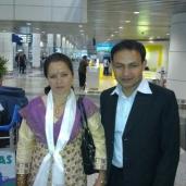 Friends from Nepal