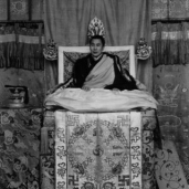 His Holiness the Supreme Holder of the White Lotus