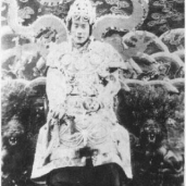 His Holiness Dalai Lama in Tantric Dress