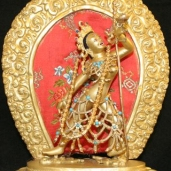 My Father's gift of Vajra Yogini