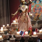 My Beautiful Vajra Yogini Statue