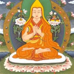 Taking Refuge in Buddha