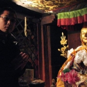 I visited the holy Jokhang Temple, Lhasa 2008