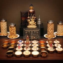Dorje Shugden Retreat: A powerful practice to fulfill wishes