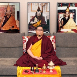 Dorje Shugden: My side of the story (多杰雄登:我这方面的说法)