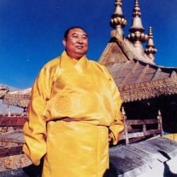Panchen Lama's Dorje Shugden Puja text