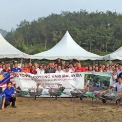 Community spirit in Bentong