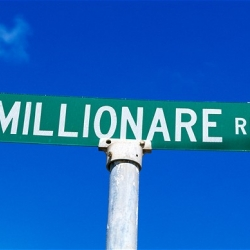 Do you know what these 3 millionaires did?