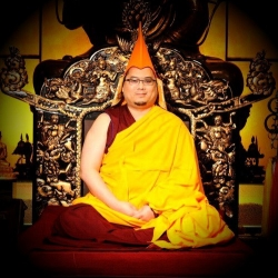 Товч намтар (Tsem Rinpoche's short biography in Mongolian)