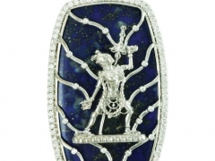 We at Kechara have produced this FABULOUS Vajra Yogini on Lapis Lazuli and white gold. When people saw it, they grabbed it fast as it was limited. But Kechara has produced many other very beautiful Vajra Yogini pendants available.