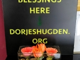 Dorjeshugden.org is the best website to get info on the world peace protector, Dorje Shugden. -Chris