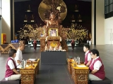 Dorje Shugden puja at Kechara Forest Retreat on 19/8/16