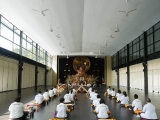 Wisdom Hall in Kechara Forest Retreat is the perfect place to engage in a Retreat - shared by P. Antoinette
