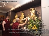 The opening of Panglung Ritroe in Kechara Forest Retreat