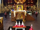 Druchuma Puja clears obstacles on our secular and spiritual path. Please ask our Kechara House Front Desk to order a Puja or via Vajrasecrets.com - shared by P. Antoinette