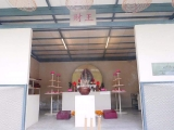 Come and make your prayers at the Gyenze Chapel at the entrance to Kechara Forest Retreat