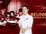 Join the Reunion Dinner Dharma Talk on Saturday 7. January 2017 at 2pm in Kechara Forest Retreat - register at Kechara House Front Desk, Tel +603 7803 3908