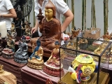 Beautiful Buddha Statues and Dharma items available also today at the Grand Dorje Shugden Puja. Come and visit us!