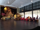 Yangdup Wealth Puja in Kechara Forest Retreat today from 9am till 6pm. P. Antoinette