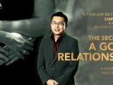 Dharma Talk tomorrow Saturday in Kechara Forest Retreat with Pastor David Lai - join us!