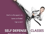 Join Self Defense Classes in Kechara Forest Retreat on Saturdays