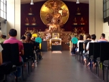 Beautiful vibrant Tibetan chants, traditional ritual music and powerful good energies all around during the Tibetan Ruel Recharge Puja!